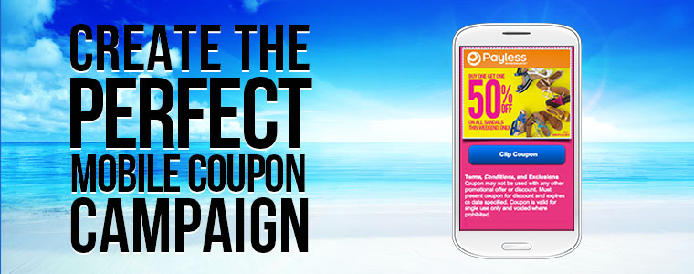 mobile coupon campaigns