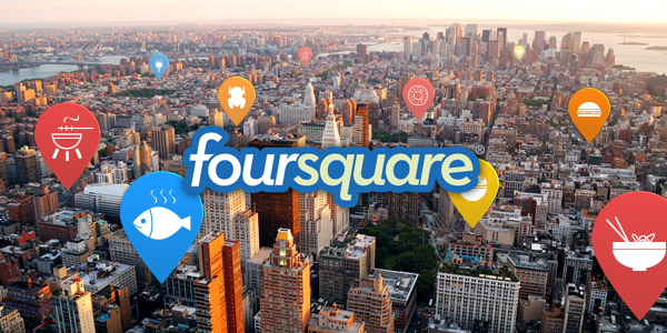 Mobile Marketing: Why Restaurants Should Be Using Foursquare