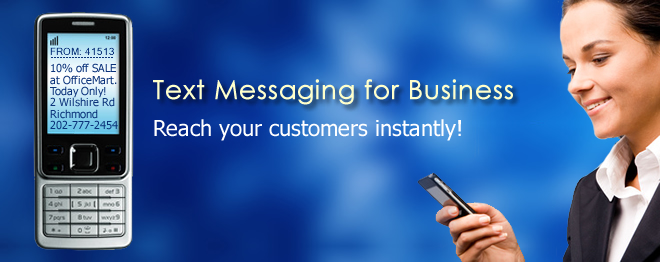 Reach More Customers with Text Message Marketing