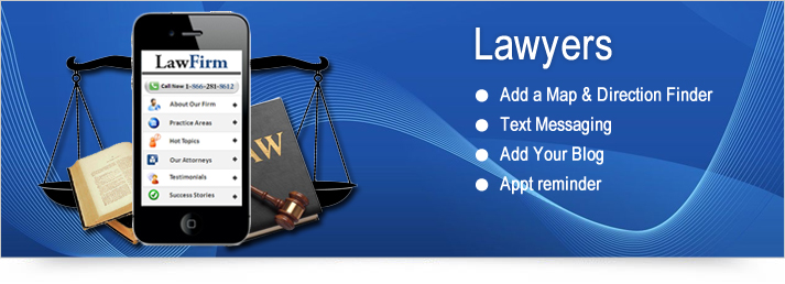 Why Lawyers & Law Practices Should Have a Mobile Website