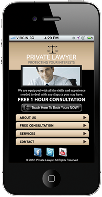 mobile marketing for attorneys