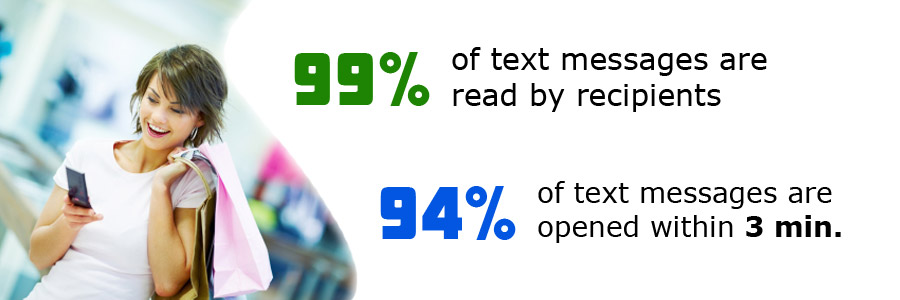 text message marketing for local businesses